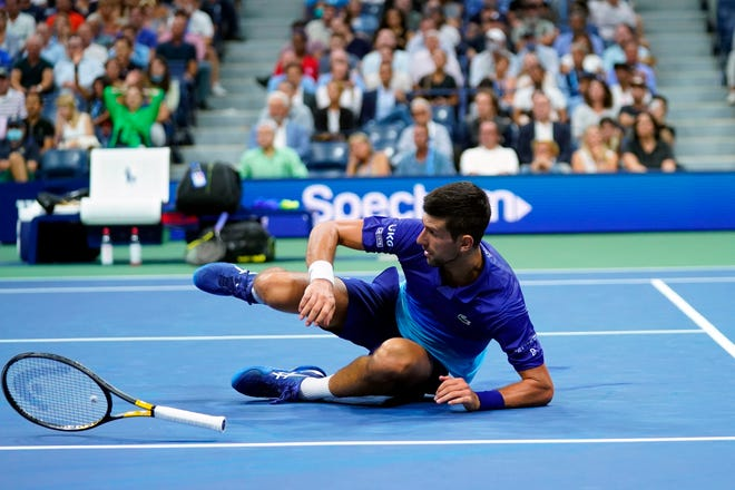 Novak Djokovic routs Matteo Berrettini in four sets to arrive at penultimate rounds of US Open