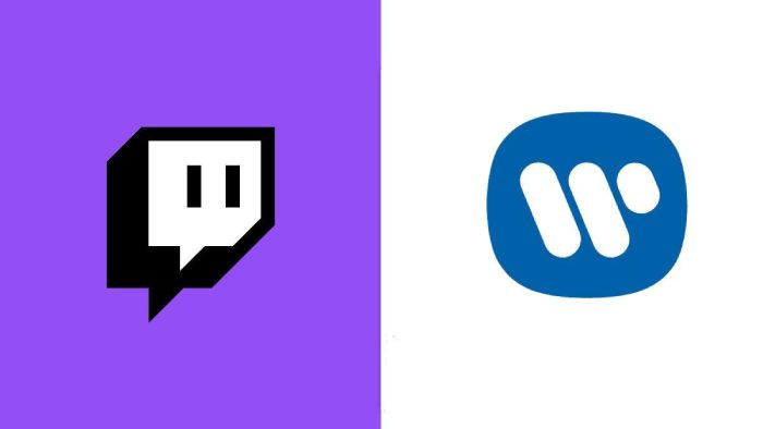 Twitch and Warner Music Team Declare New Partnership