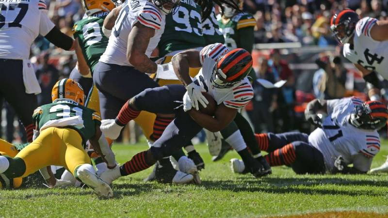 Packers' concerns on protection in the red zone arrive at memorable lows