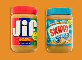 Jif versus SKIPPY: Which Peanut Butter is best for you?