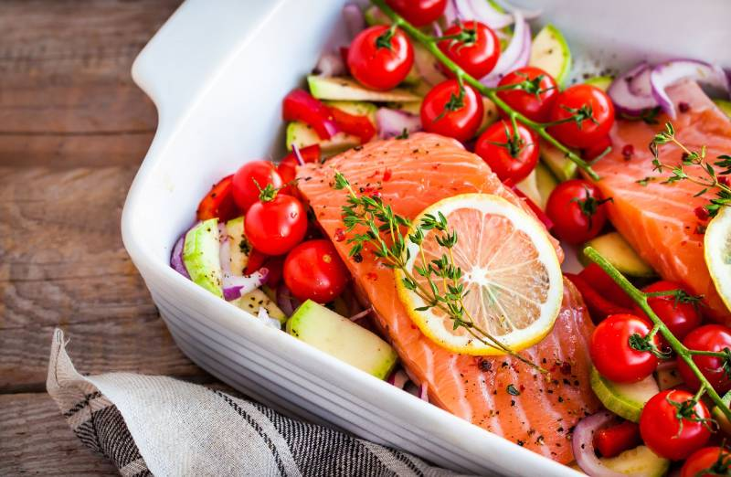 Dietary patterns to Lower Your Cholesterol, According to Dietitians