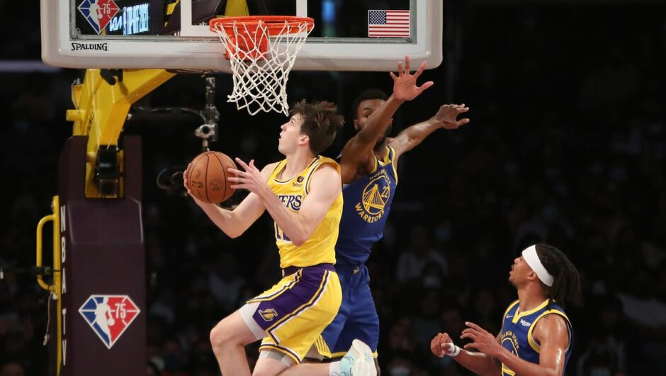 Austin Reaves have make a impression on LeBron James, Rajon Rondo, Lakers this preseason